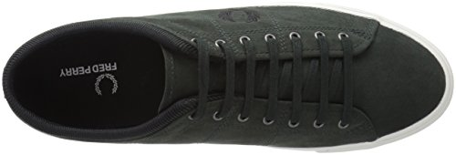 Fred Perry Kendrick Tipped Cuff Brshd Hommes Baskets