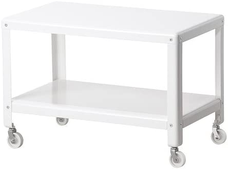 IKEA PS 2012 - Mesa de centro, blanco - 70x42 cm: Amazon.es: Hogar