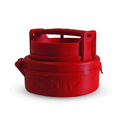 StufZ: Stuffed Burger Press & Shaper for Perfect Burgers, Easy to Use