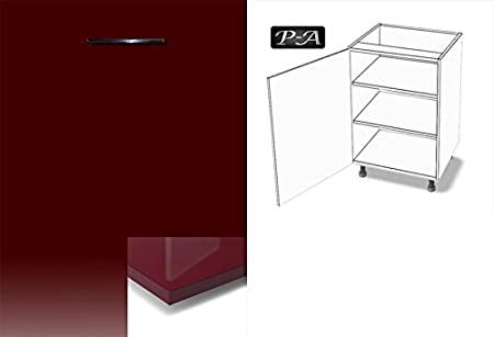 Kitchen Cabinet Unit 1 Door/2 Shelves Fmdfa (Any 10 Colors And Wide 30