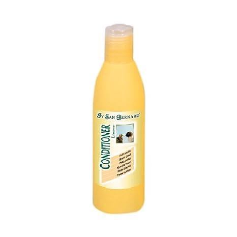 IV San Bernard Acondicionador, limón (perros y gatos pelo C 250 ml: Amazon.es: Productos para mascotas