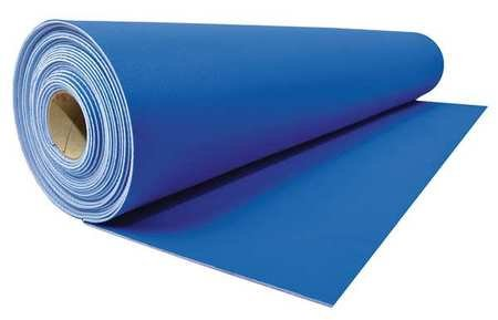 NEW! iPackBoxes - Neo Shield Neoprene Runner Blue - 1.5mm thick 27 inch wide 20 feet long