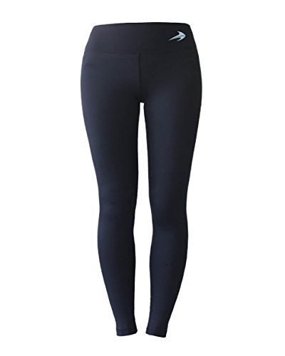 Women's Compression Pants – Best Full Leggings Tights for Running, Yoga, Gym by CompressionZ