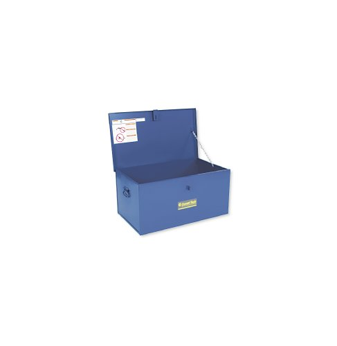 Current Tool 8-0501 Metal Storage Box and Casters