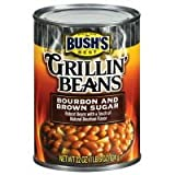 Bush's Best Bourbon And Brown Sugar Grillin' Beans 22 oz (Pack of 12)