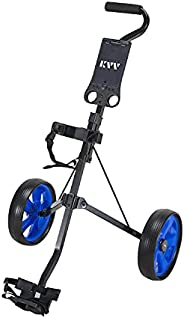 KVV Adjustable 2-Wheel Junior Golf Cart