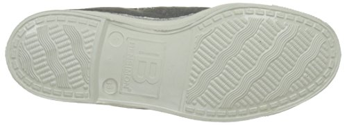 Bensimon Damen Tennis Elastique Sneakers Grau (Gris)