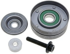 ACDelco 36168 Professional Idler Pulley with Bolt, Dust Shield, and -