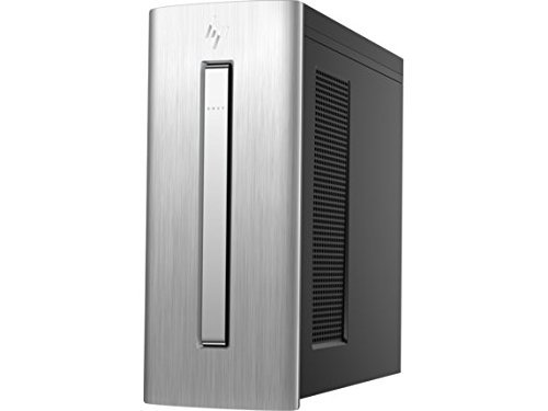 Newest HP ENVY 750xt High Performance Desktop PC (Intel i5 quad-core processor, 12 GB RAM, 1TB HDD, DVD-Writer, WiFi, Bluetooth, Win 10) 300 Watt Studio Monitor