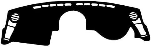 DANDELG ダッシュボードカバーマットカーアクセサリー、Kia Soul 2010 2011 2012 2013に適合