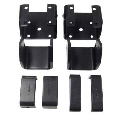 Buggies Unlimited 4'' Block Lift Kit for Electric EZGO Medalist & TXT (Fits 1994.5-2001.5) (Best Electric Golf Buggy)