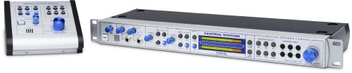 Studio Control Center Monitor - PreSonus Central Station Plus: Studio Control Center with Remote Control