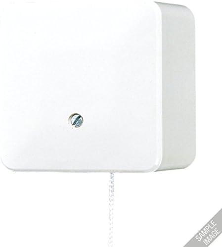 Pull chain switch, Al/ámbrico, Marfil, Duroplast, 250 V, 10 A Accesorio cuchillo el/éctrico JUNG 606 ZA interruptor el/éctrico Pull chain switch Marfil