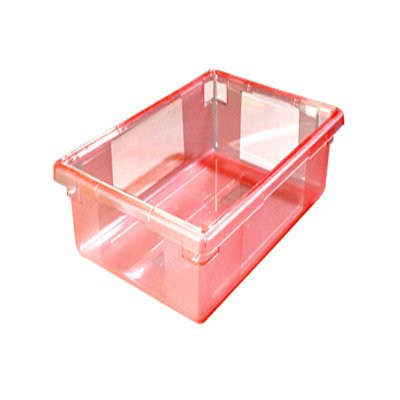 (5 Gallon Red StorPlus Color-Coded Food Storage Box 18