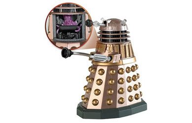 """Character Options Doctor Who 5"""" Action Figure - Dalek with Mutant Reveal"""