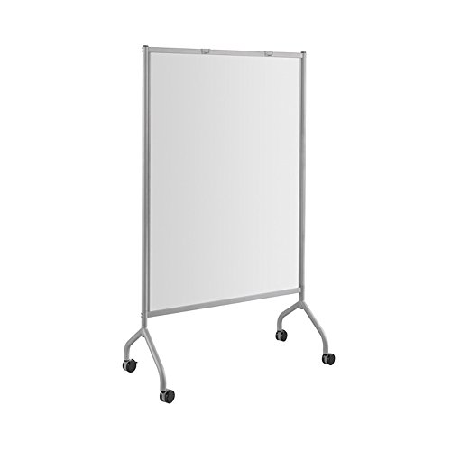 Impromptu Full Whiteboard Screen, 42 x 72 Gray by Safco