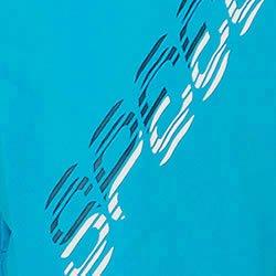 "Speedo Badeshort HYBRID LOGO 18"" Watershort blue"