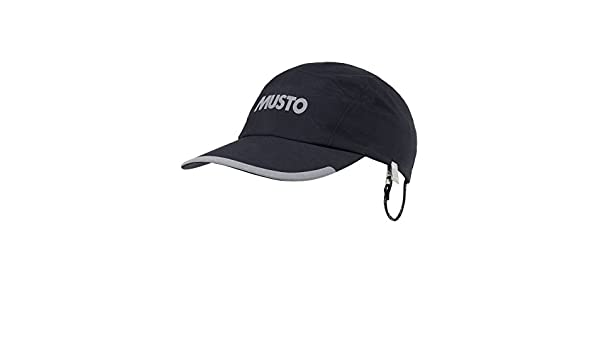 eace190ae Amazon.com : Musto MPX Gore-Tex Cap - Black One Size : Sports & Outdoors