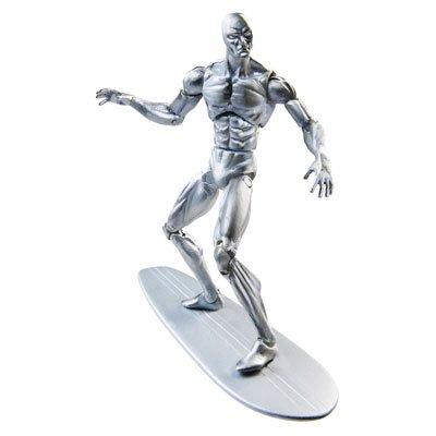 Hasbro Marvel Universe Series 1 Action Figure #003 Silver Surfer 3.75 Inch (Best Marvel Universe Figures)