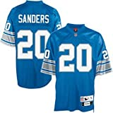 Detroit Lions Barry Sanders Reebok Premier Throwback Jersey (XXL)