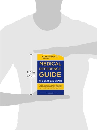 Medical Reference Guide: The Clinical Years