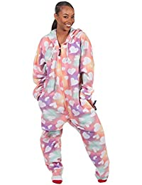 Forever Lazy Non-Footed Adult Onesies  ba2c98633