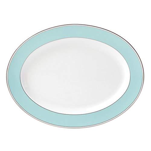 Lenox Kate Spade New York Sadie Street Turquoise & Platinum 16