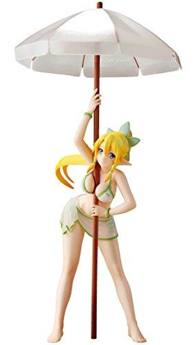 Genco Sword Sword Art Online Ii  Leafa Bikini De Parasol Pvc Figure  1 7 Scale