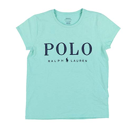 Polo Ralph Lauren Womens Crew Neck T-Shirt (X-Large, Mint ()