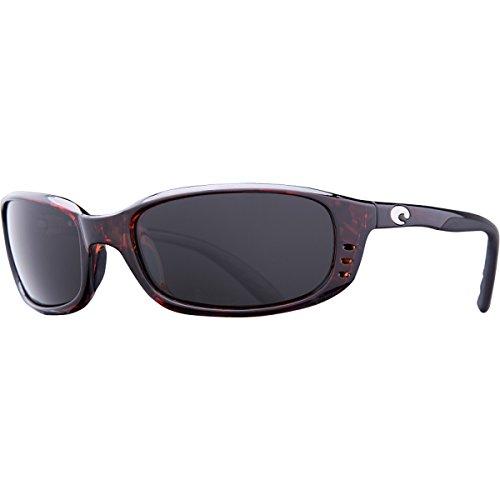 Costa Del Mar mens Brine Oval Sunglasses