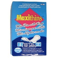 Maxithins Ultra Thin Wwings,200/Cs by The Tranzonic Companies Dba