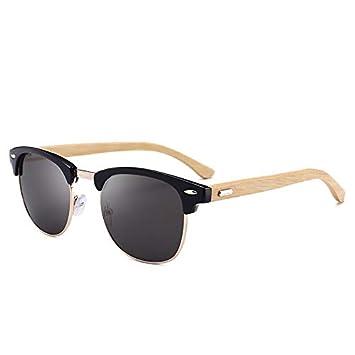 AAMOUSE Gafas de Sol Moda polarizada HD Hombres Mujeres ...