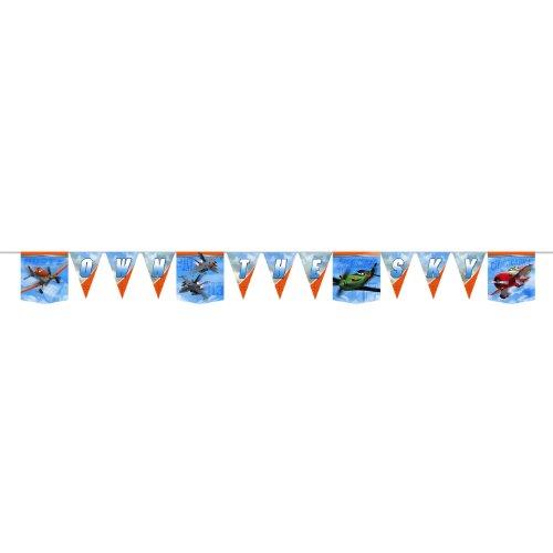 Disney Planes Celebration Banner (1ct) (Dusty Crophopper Costume)