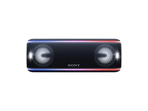 Sony SRS-XB41/BC Portable Wireless Bluetooth Speaker, Black
