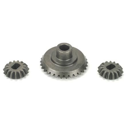 Losi Front/Rear Bevel Gear Set: LST/2, XXL/2, LOSB3118