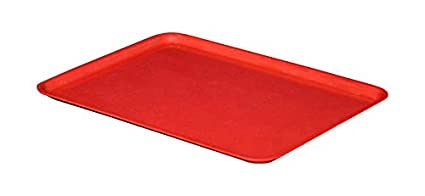 MFG Tray 9201185268 Lid for Nesting Container 9201085268, Glass Fiber Reinforce, Plastic Composite, 11.75' x 8.75', Blue 11.75 x 8.75 MFG Tray Company