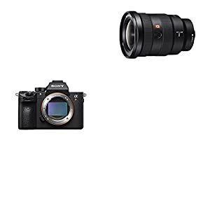 Sony a7R III 42.4MP Full-frame Mirrorless Interchangeable-Lens Camera by Sony