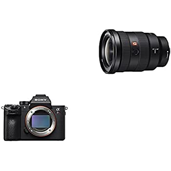 Amazon.com : Sony a7R III 42.4MP Full-frame Mirrorless ...