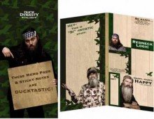 UPC 081983519222, Duck Dynasty Memo Pads and Sticky Notes