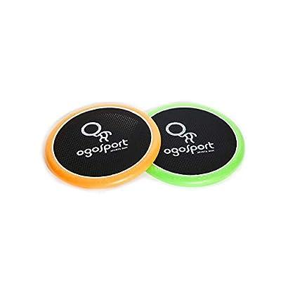 OgoSport OgoDisk 4 Pack - 2 Mini (12