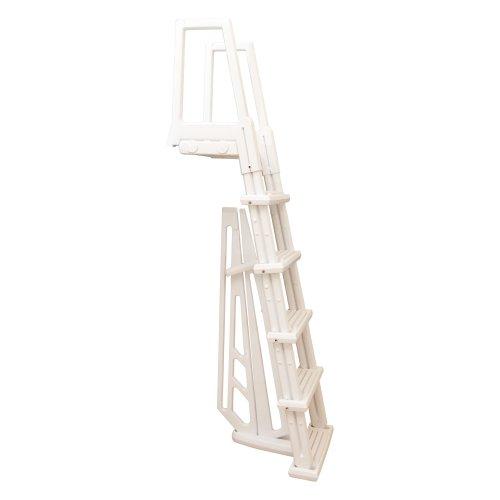 Resin Above Ground Pool Ladder (Splash Pools LG IP CL In-Pool Ladder, Deluxe)