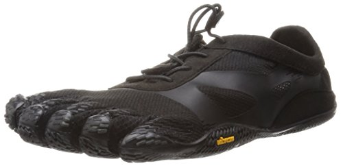 Vibram Men's KSO EVO Cross Training Shoe,Black,44 EU/10.5-11 M US ()