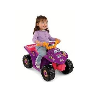 Fisher-Price-Dora-Lil-Quad-Ride-On