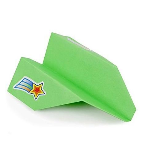 Fold N Fly Paper Airplanes Kit - coolthings.us
