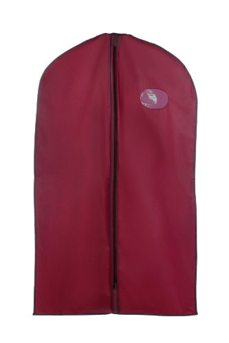 Bags for Less™ Vinyl Suit/Dress Garment Bag Cover 54