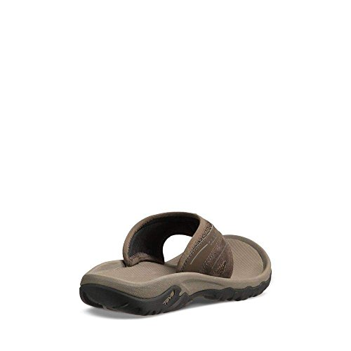 Pictures of Teva Men's Pajaro Flip-Flop Brown D(M) Mens 4