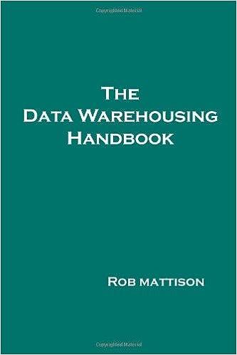 The Data Warehousing Handbook