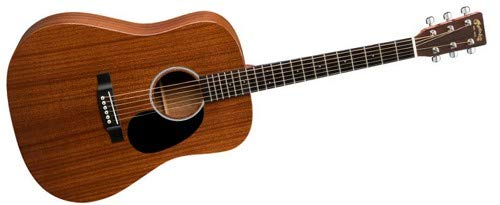 Martin Road Series DRS1 Dreadnought Acoustic-Electric Guitar Natural ()