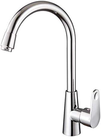 S-TING 蛇口 耐久性に優れた蛇口浴室の洗面台の蛇口銅めっき蛇口アンチスプラッシュセラミックバルブコア流域の蛇口を使用し毎日、 水栓金具 立体水栓 万能水栓