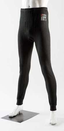 FR Base Layer Pants, Unisex, XL, Black